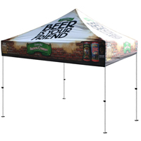 Pop-Up Tent - Custom Print (5' x 5')